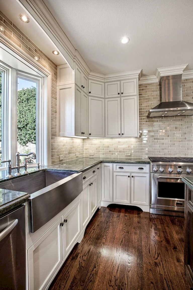 20 Amazing White Shaker Cabinets Kitchen Ideas Page 16 Of 20