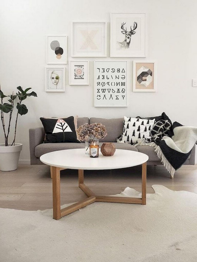 lovely scandinavian style interior design | 42+ Lovely Scandinavian Interior Design Inspirations