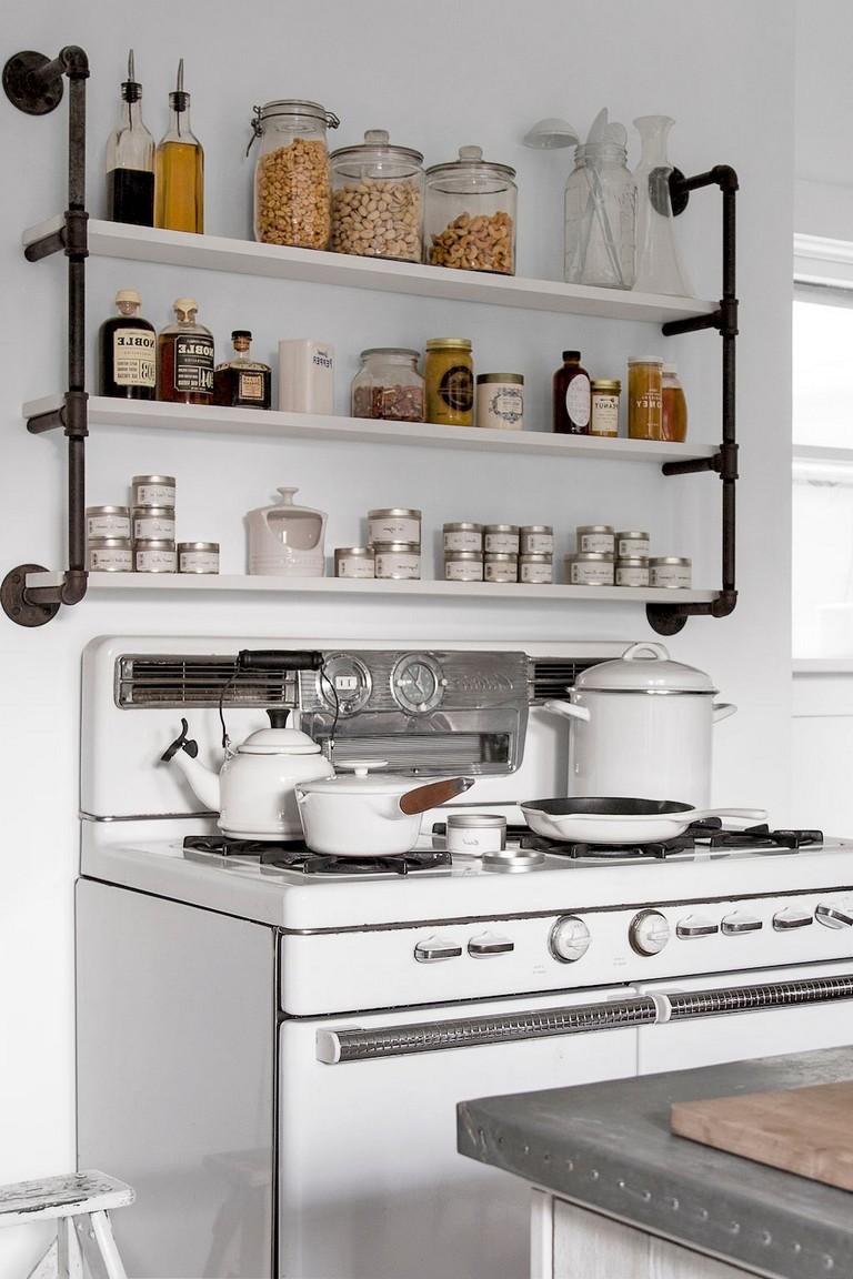 marvellous modern industrial kitchen ideas | 55+ Marvelous Industrial Kitchen Style Ideas - Page 6 of 57