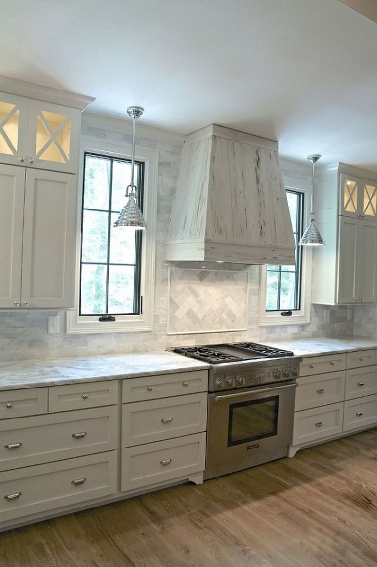 70 stunning white cabinets kitchen backsplash decor ideas