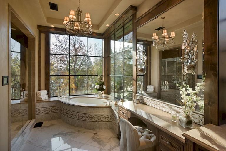 110 Gorgeous Modern Farmhouse Bathroom Design Ideas And Remodel