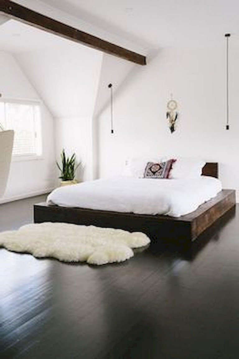 86 Comfy Minimalist Master Bedroom Ideas That Blend Aesthetics With Practicality